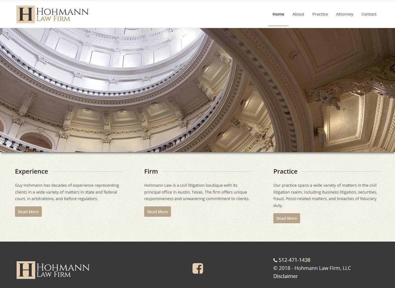 Hohmann Law