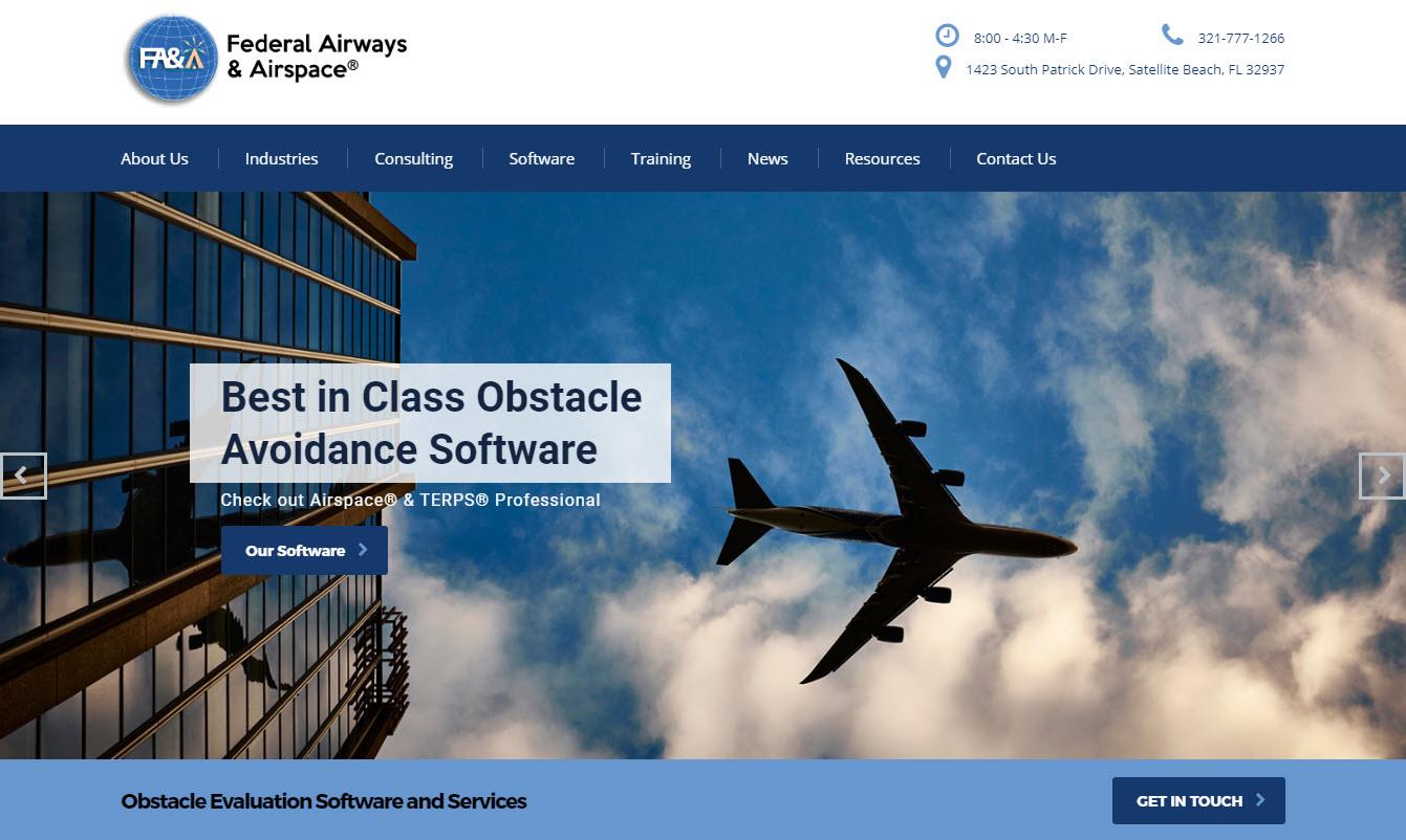 Federal Airways & Airspace